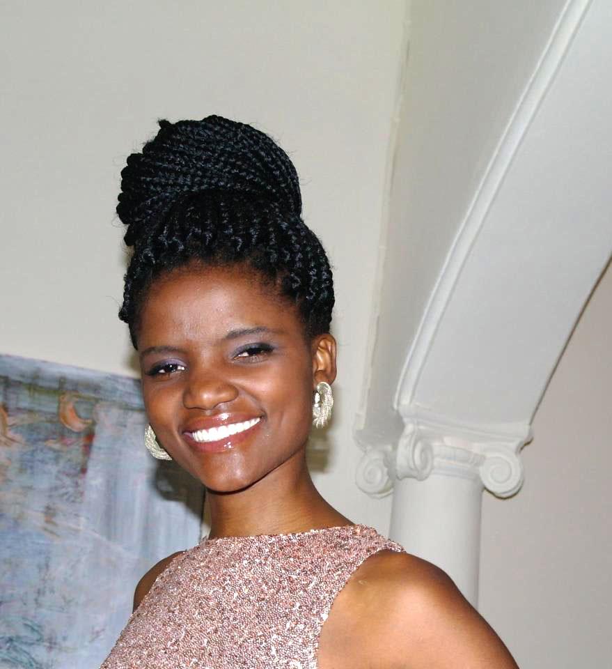 Zimkhita Sulelo photo courtesy of the author.